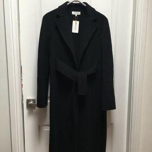 Authentic Georges Rech Wool + Angora Coat